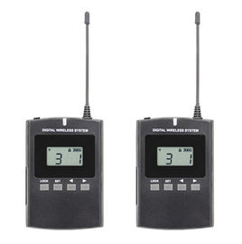 008B Portable Tour Guide System Audio Guide Device With Li - Ion Battery